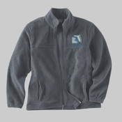 Youth Full Zip Micro Fleece Jacket